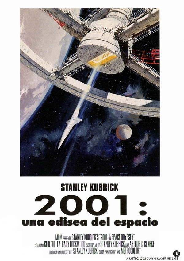 Crítica de 2001: Una odisea del espacio