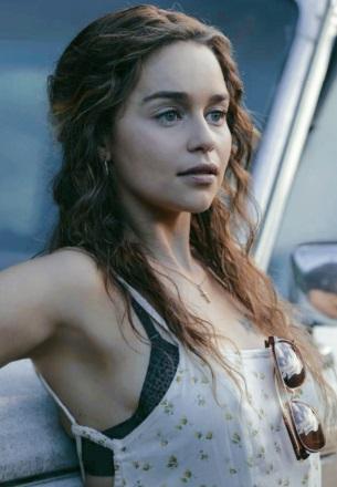 Emilia Clarke próximas películas