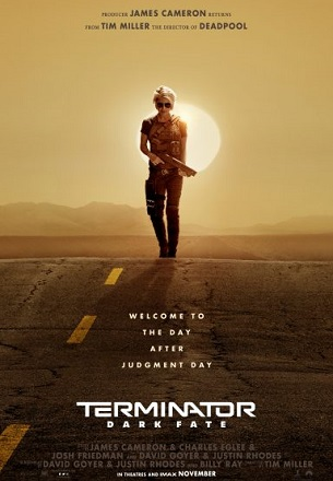 Primer vistazo a Terminator: Destino oscuro